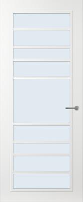 Svedex FR518W Blank glas binnendeur