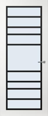 Svedex FR518Z Blank glas binnendeur