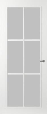 Svedex Front FR511 Satijnglas binnendeur