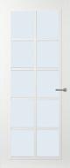 Svedex Front FR512 Blankglas binnendeur