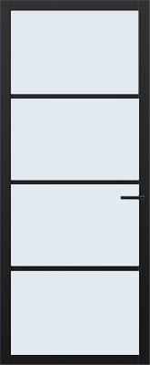 Svedex NDB900 Blank glas binnendeur