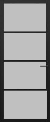 Svedex NDB900 Satijn glas binnendeur