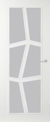 Svedex Random RD04 Satijnglas binnendeur