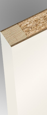 Bruynzeel BRZ 20 004 inclusief blank glas detail 2