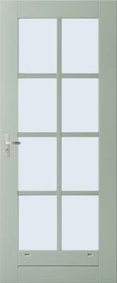 Weekamp WK042 8 ruits binnendeur