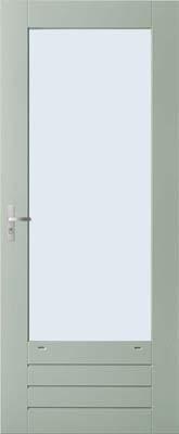 Weekamp WK044 Blank isolatieglas binnendeur