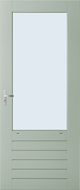 Weekamp WK046 Blank isolatieglas buitendeur