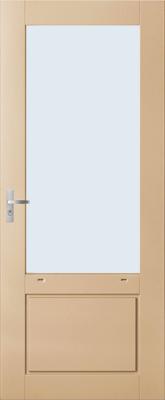 Weekamp WK8061 Blank isolatieglas buitendeur
