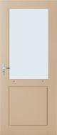 Weekamp WK8081 Blank isolatieglas buitendeur