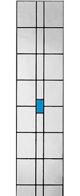 Weekamp WK6552 B2 Glas in lood 3 detail 1