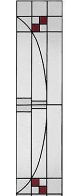 Weekamp WK6552 B2 Glas in lood 4 detail 1