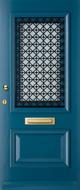 Weekamp WK1113 Blank isolatieglas buitendeur