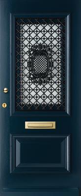 Weekamp WK1114 Blank isolatieglas binnendeur