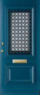 Weekamp WK1115 Blank isolatieglas binnendeur
