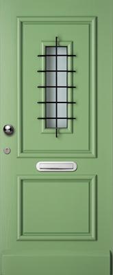 Weekamp WK1145 Blank isolatieglas buitendeur
