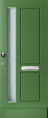 Weekamp WK1545 Blank isolatieglas buitendeur