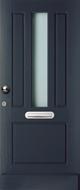 Weekamp WK1546 Blank isolatieglas buitendeur