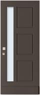 Weekamp WK1549 Blank isolatieglas buitendeur