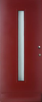 Weekamp WK1901 Blank isolatieglas buitendeur