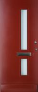 Weekamp WK1904 Blank isolatieglas buitendeur