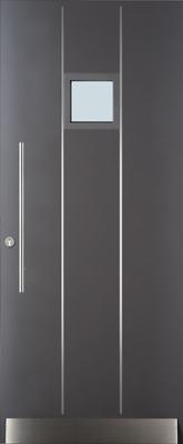 Weekamp WK2022 Blank isolatieglas buitendeur