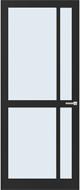Weekamp WK 6362 Blank glas binnendeur