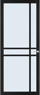 Weekamp WK 6314 Blank glas binnendeur