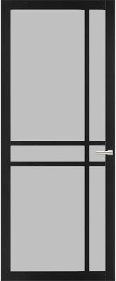Weekamp WK 6314 Satijn glas binnendeur