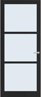 Weekamp WK 6356 Blank glas binnendeur