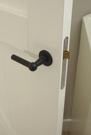 Deurbeslag Voor Een Binnendeur Voordeeldeuren